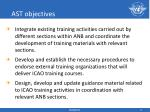 ast objectives6