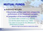 mutual funds12