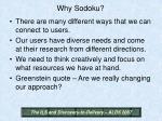 why sodoku20
