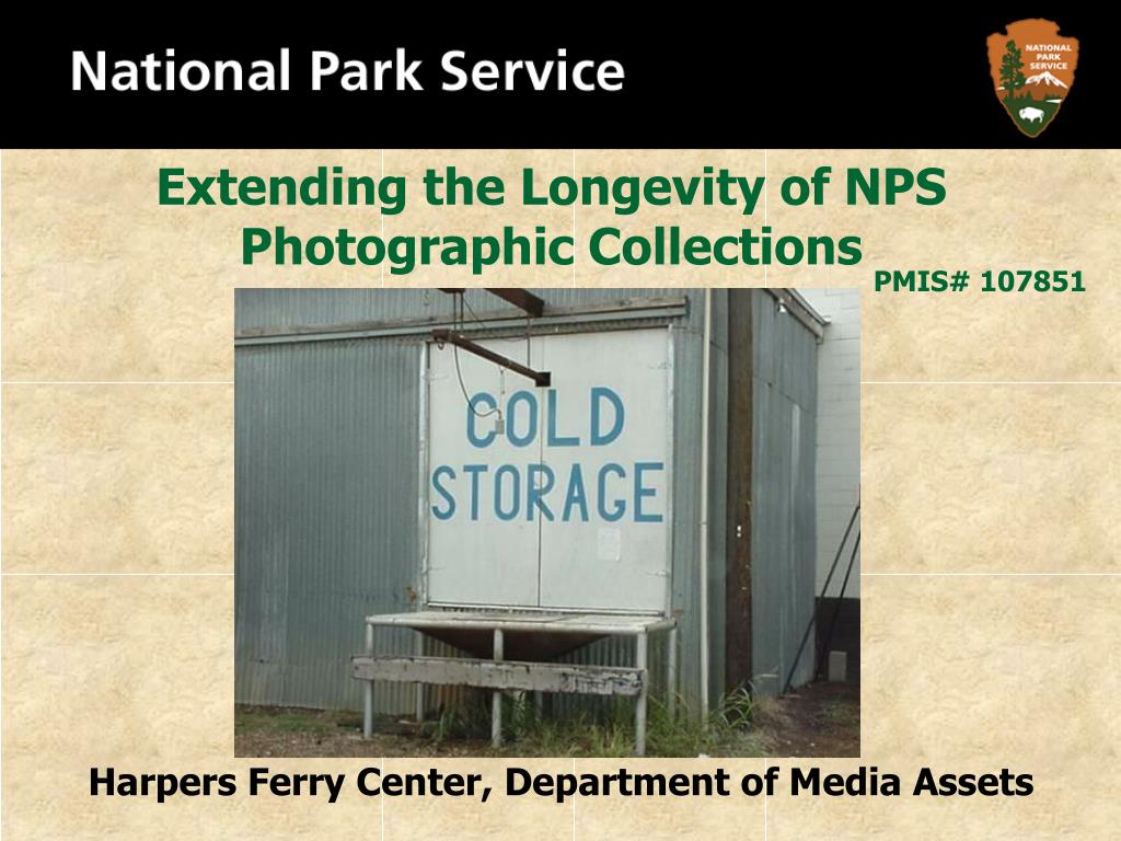 extending the longevity of nps photographic collections l.