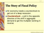 the story of fiscal policy