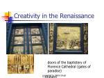 creativity in the renaissance7