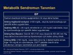 metaboli k s e ndrom un tan mlar5
