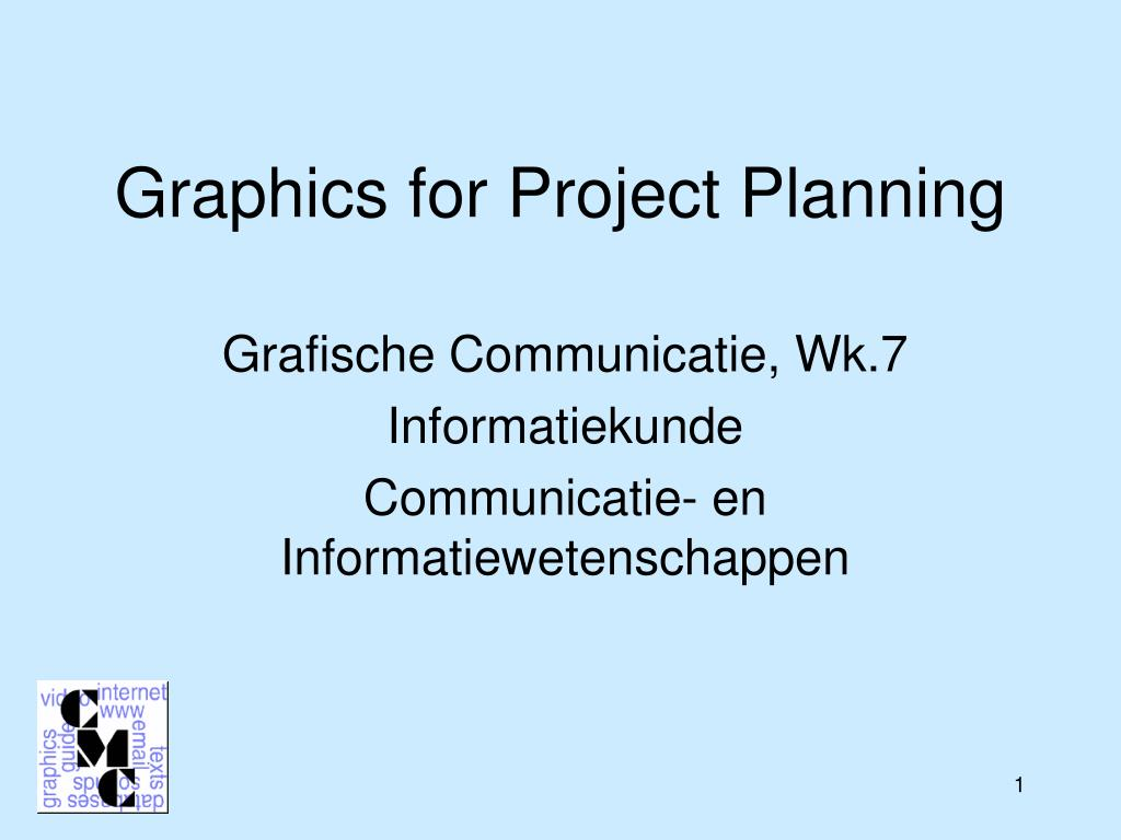 graphics for project planning l.