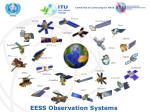 eess observation systems