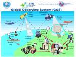 global observing system gos