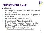 employment cont28