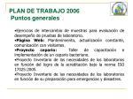 plan de trabajo 2006 puntos generales23