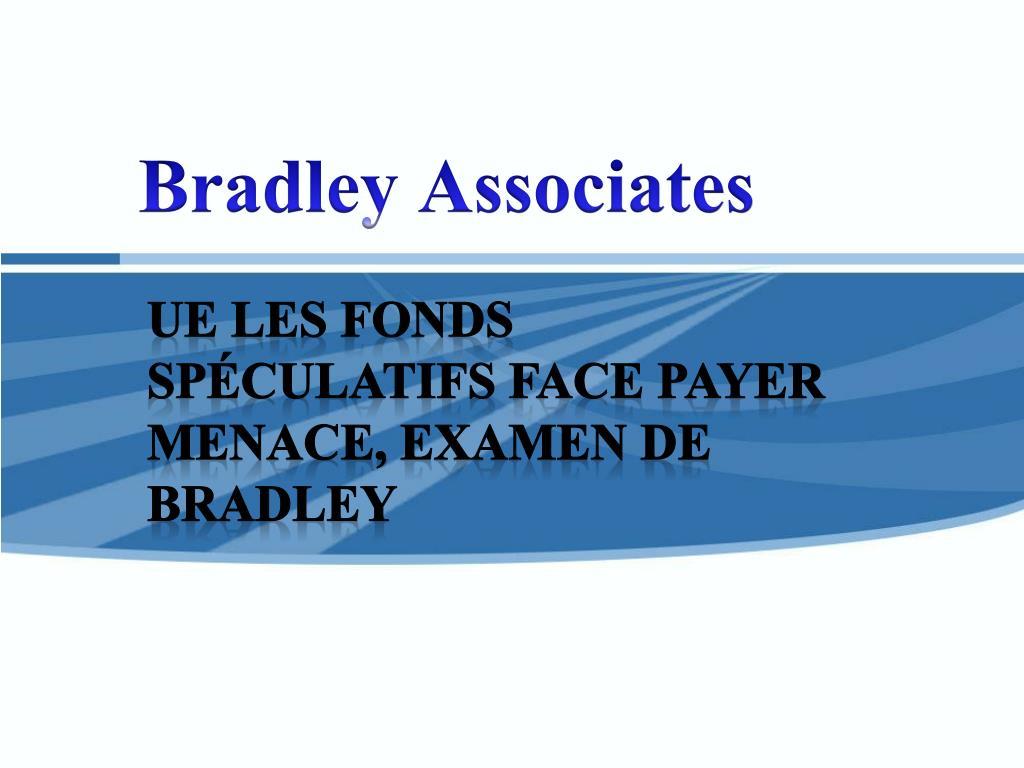 bradley associates l.