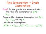ring isomorphism graph isomorphism2