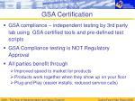 gsa certification22