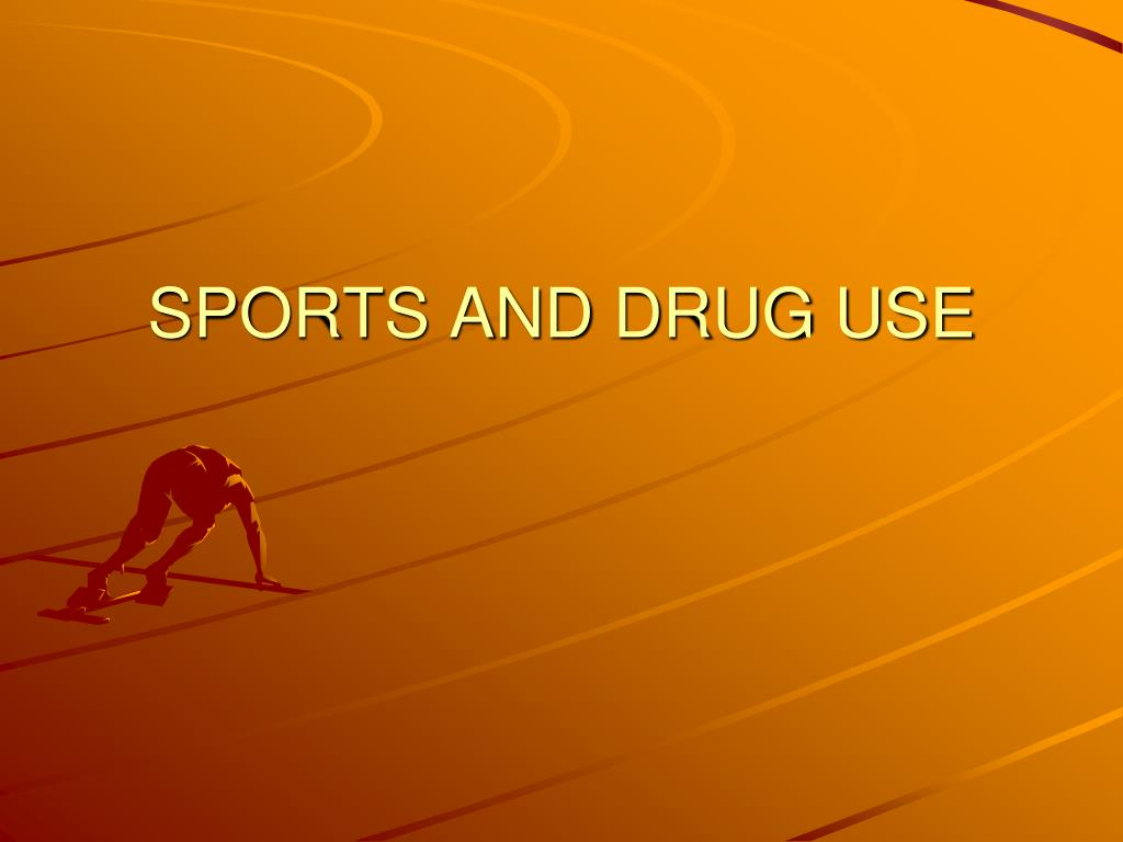 sports and drug use l.