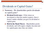 dividends or capital gains10