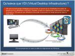 qu est ce que vdi virtual desktop infrastructure