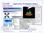 application framework demos