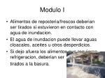 modulo i5