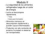 modulo ii36