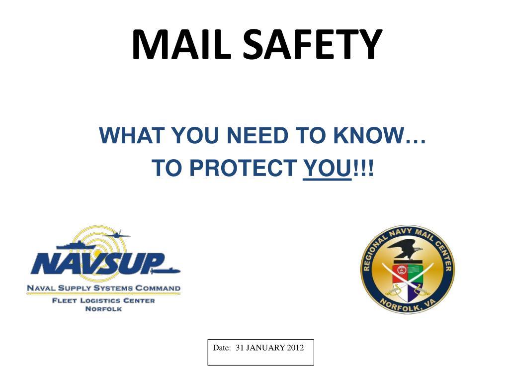 mail safety l.