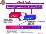 jopsc family