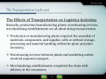 the transportation link cont3
