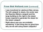 from bob holland com continued38