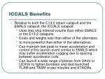 iccals benefits