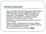 iccals benefits9