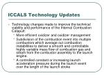 iccals technology updates