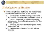 globalization of markets3