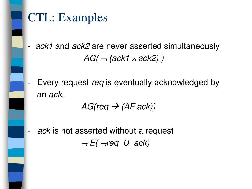 CTL: Examples