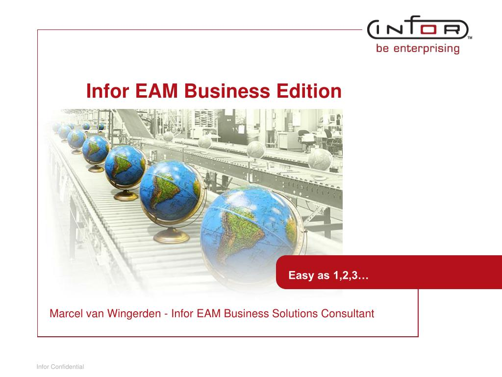 infor eam business edition l.