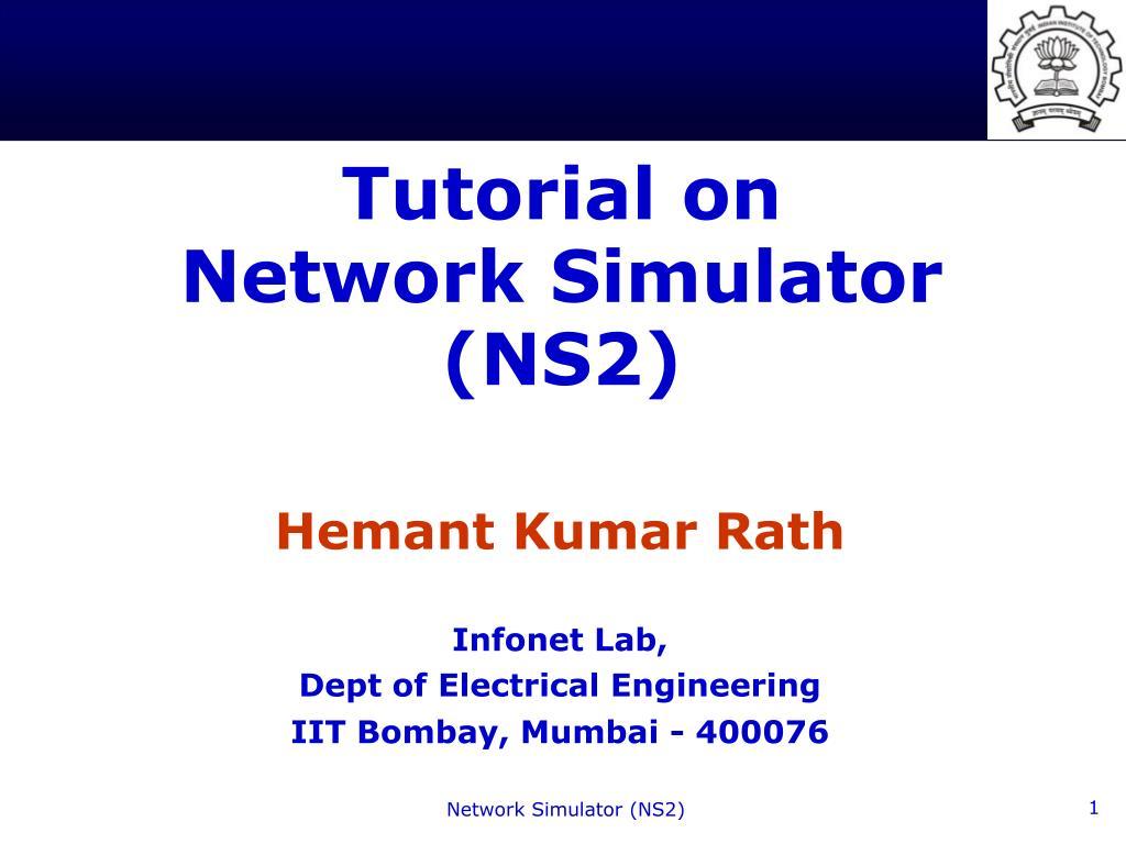 hemant kumar rath infonet lab dept of electrical engineering iit bombay mumbai 400076 l.