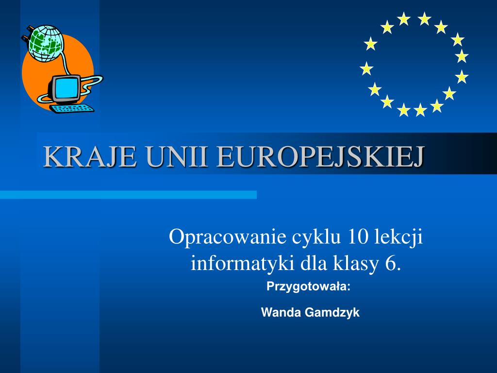 kraje unii europejskiej l.