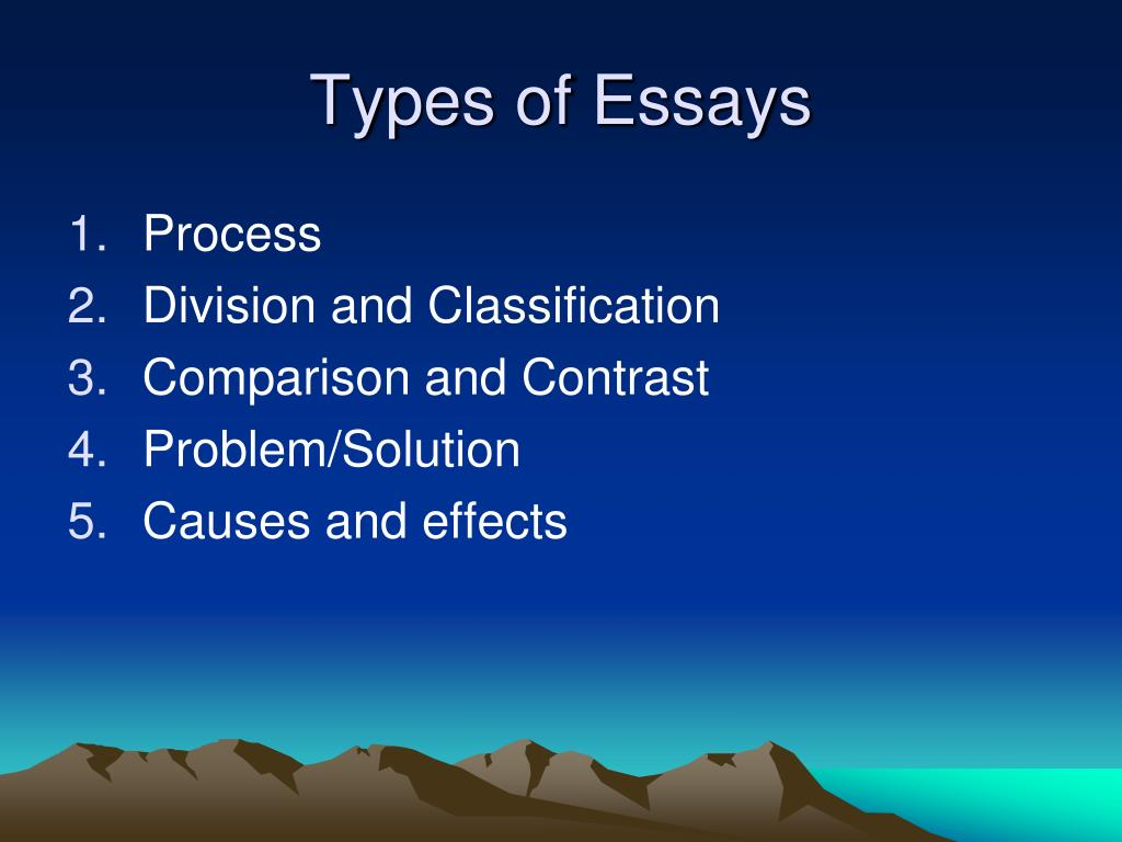 types of teachers 2 essay A teachers' rights and responsibilities essay - children and youth are critical steps in the formation of a human being parents and teachers are the pillars of the educational process in this age group and therefore their work is critical to the wellbeing of society.