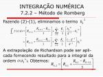 integra o num rica 7 2 2 m todo de romberg23
