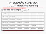 integra o num rica 7 2 2 m todo de romberg26