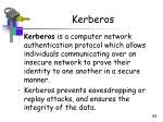 kerberos62