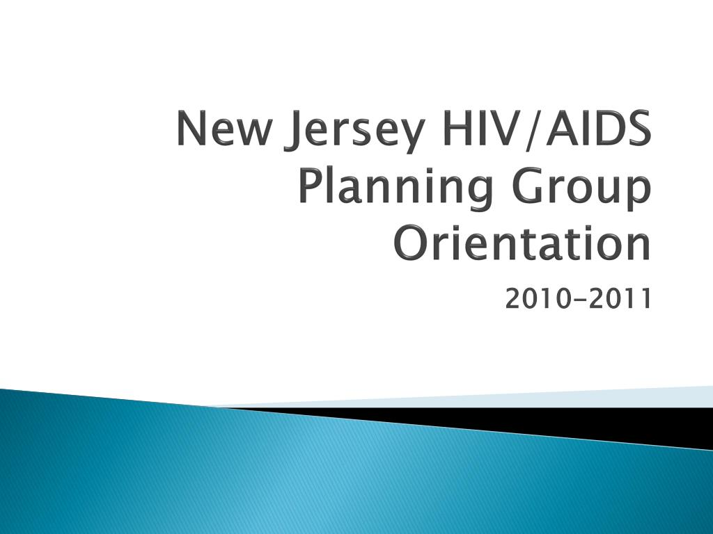 new jersey hiv aids planning group orientation l.