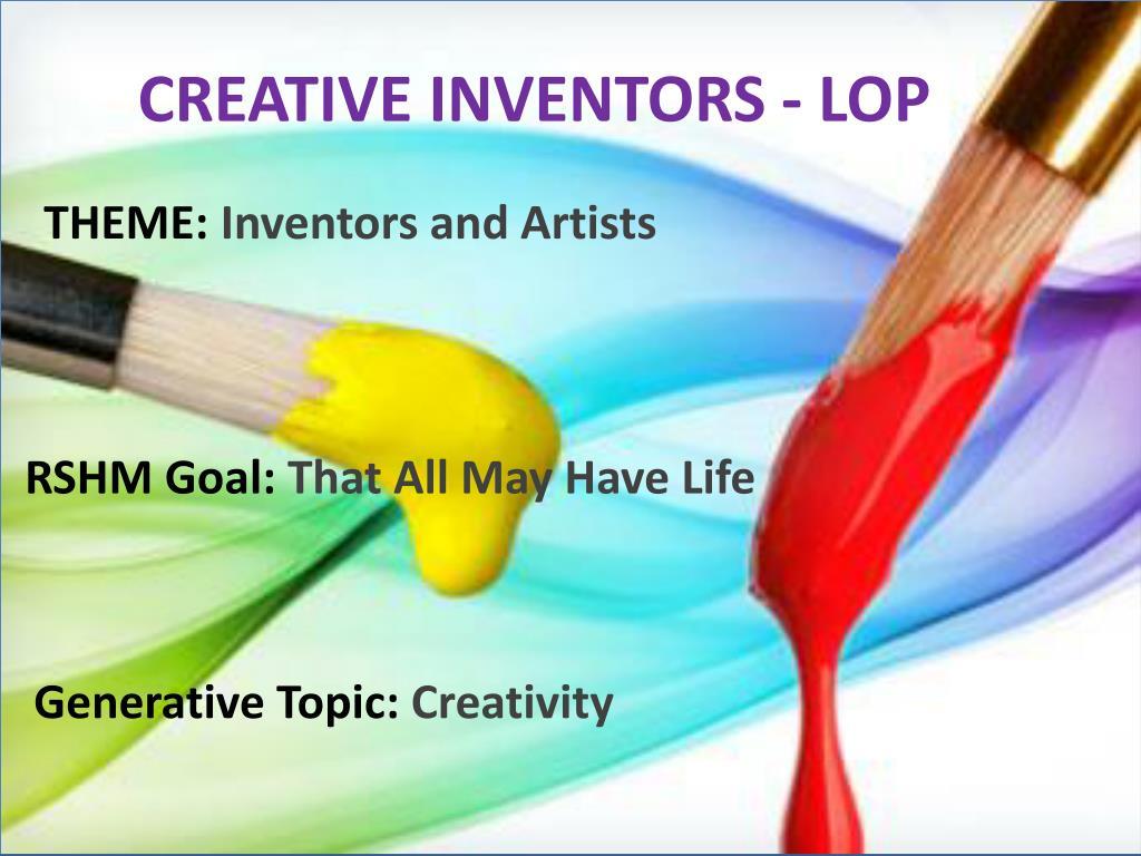 creative inventors lop l.