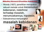 midwifery research penelitian kebidanan