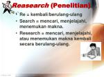reasearch penelitian