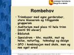 rombehov