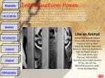 introduction poem
