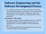 software engineering and the software development process14
