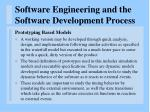 software engineering and the software development process16