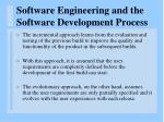 software engineering and the software development process26