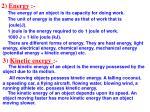 2 energy