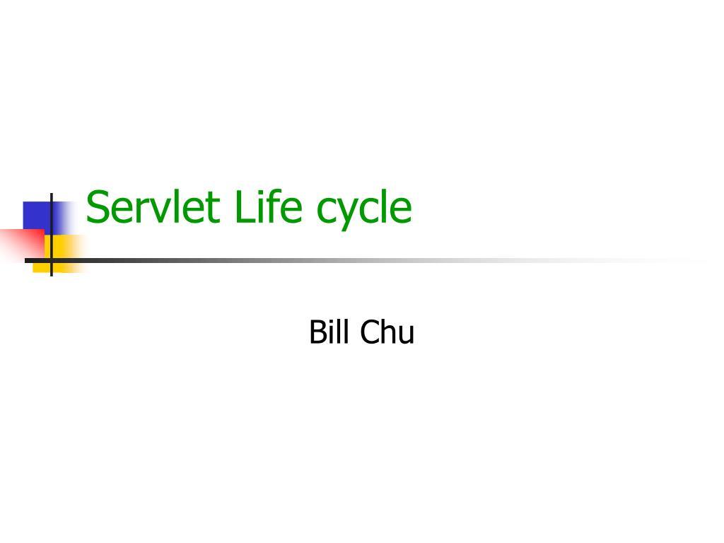 servlet life cycle l.