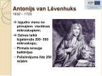 antonijs van l venhuks 1632 1723