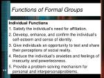functions of formal groups8